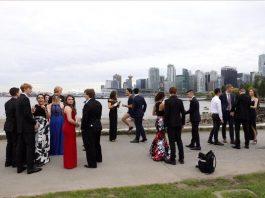 Canadian President Trudeau Photobombs School Prom