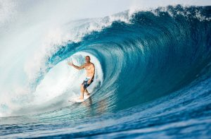 image of Kelly Slater doing a stunt