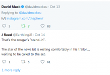 image of david mackau tweet