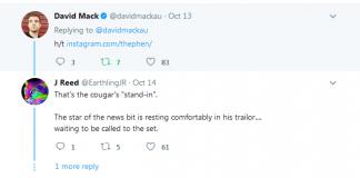 image of david mackau tweet