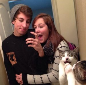 Image of Best Cats Photobombs