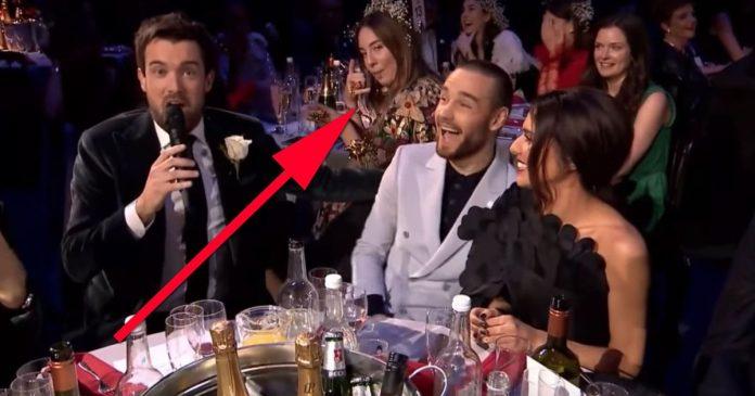 Image of Este Haim, Cheryl and Liam Payne